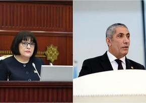 Sahibə Qafarova Siyavuş Novruzovun təklifindən danışdı