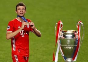 Almaniyanın ən titullu futbolçusu məlum oldu