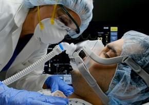 Reanimasiyada olan koronavirus xəstələrinin sayı azaldı