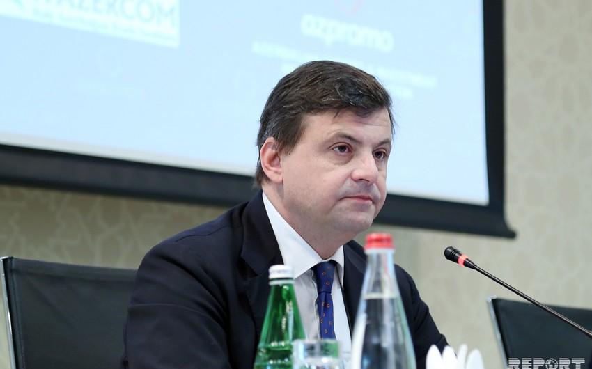 Итальянский министр: ТАР - самый крупный энергетический проект для нас