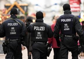 Berlin polisinin heyəti arasında faşist qrup aşkarlanıb