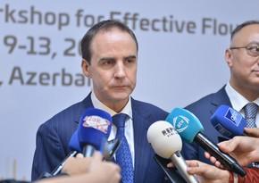 Обсуждены приоритеты сотрудничества между Минздравом Азербайджана и ЮНИСЕФ