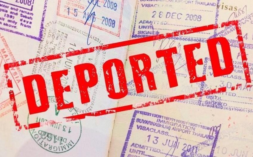 Avropadan daha 12 azərbaycanlı deportasiya olunub