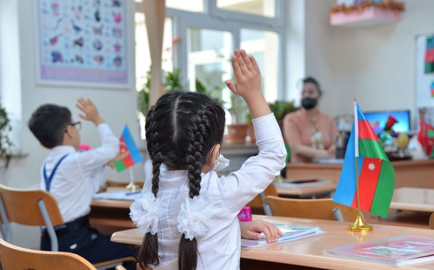 Сегодня в столице и ряде городов Азербайджана закрываются школы