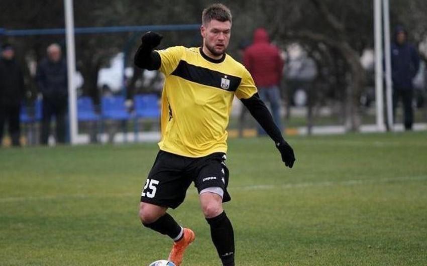 Neftçidən ayrılan futbolçu Ukrayna klubuna keçib