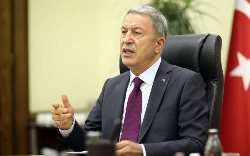 Türkiyə və ABŞ-ın müdafiə nazirləri ikitərəfli əməkdaşlığı müzakirə ediblər