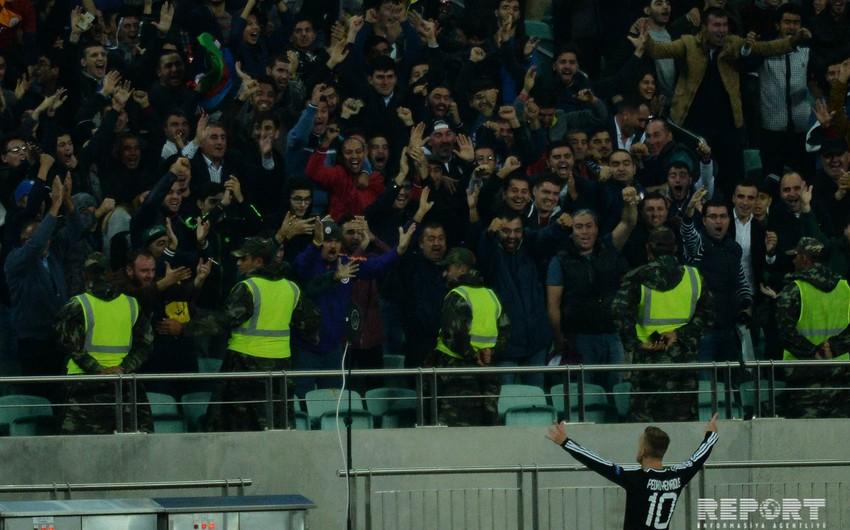 Qarabağ - Roma matçı Çempionlar Liqasında II turun ən çox izlənilən oyunu olub