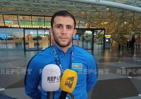 Рафик Гусейнов: Очень хочется, чтобы это достижение вновь повторилось в истории азербайджанского спорта