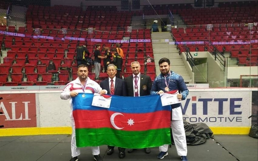 Azərbaycan karateçisi dünya çempionatında qızıl medal qazanıb