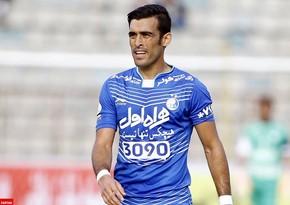 Səbail İran millisinin sabiq futbolçusunu alır