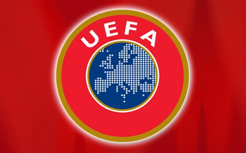 UEFA Avropa kuboklarında çıxış edən Azərbaycan klublarına pul vəsaiti ödəyib