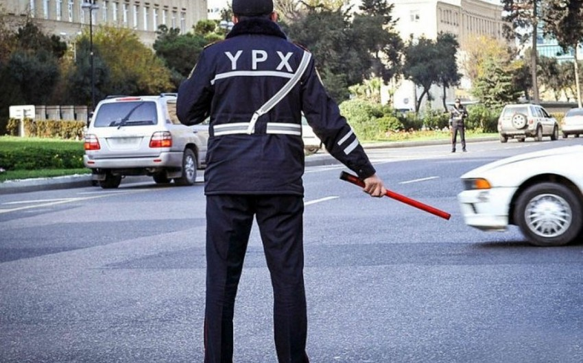 Yol polisi sürücülərə müraciət edib
