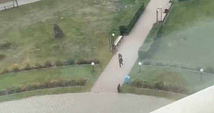 Rusiyada universitetə silahlı basqında 8 nəfər ölüb, 28 nəfər xəsarət alıb