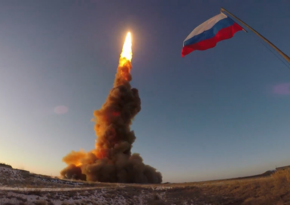 Rusiya Qazaxıstanda yeni raketi sınaqdan keçirib