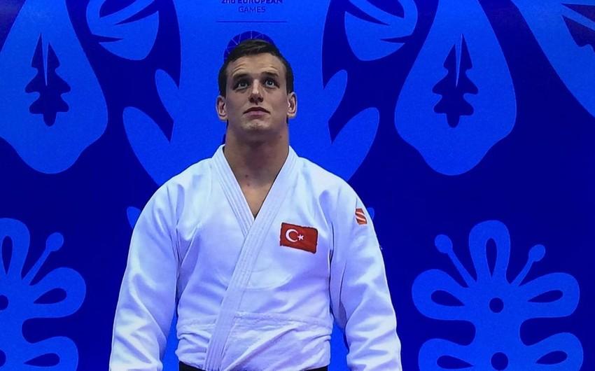 Türkiyə II Avropa Oyunlarında ilk qızıl medalını qazanıb