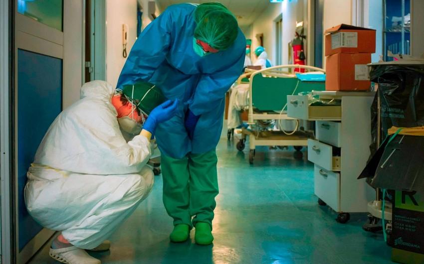 Dünyada bir gündə koronavirusa 100 mindən çox yoluxma qeydə alınıb