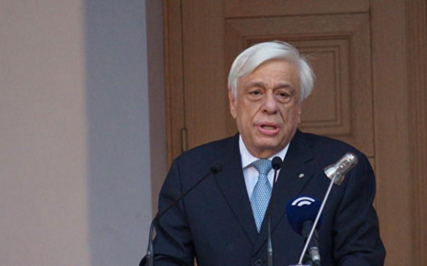 Yunanıstan parlamenti buraxılır