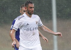 Serbiyalı futbolçu: Sumqayıtla ilk oyunda çox şey həll edilə bilər
