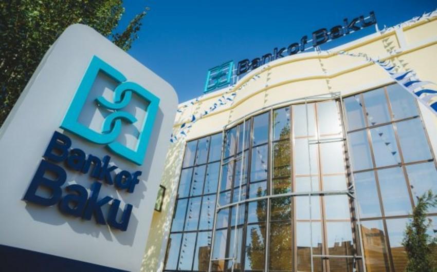"""""""Bank of Baku""""nun mənfəəti kəskin artıb"""