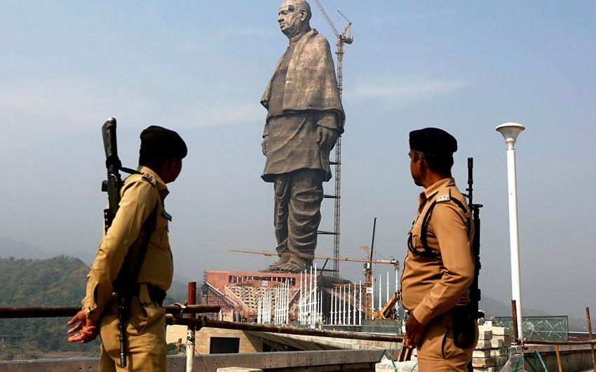 Hindistanda dünyanın ikinci ən böyük heykəli ucaldılacaq
