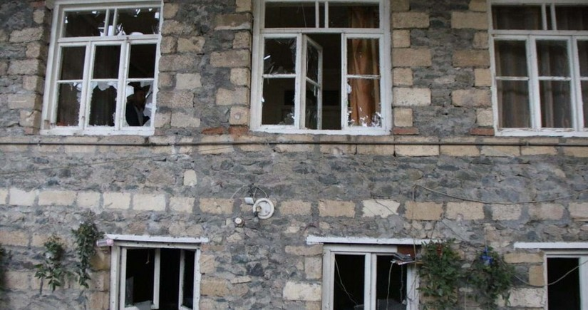 Two people killed, five wounded after Armenians shelled Agdam and Goranboy