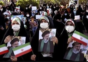 В Тегеране прошел митинг сторонников главного претендента на пост президента