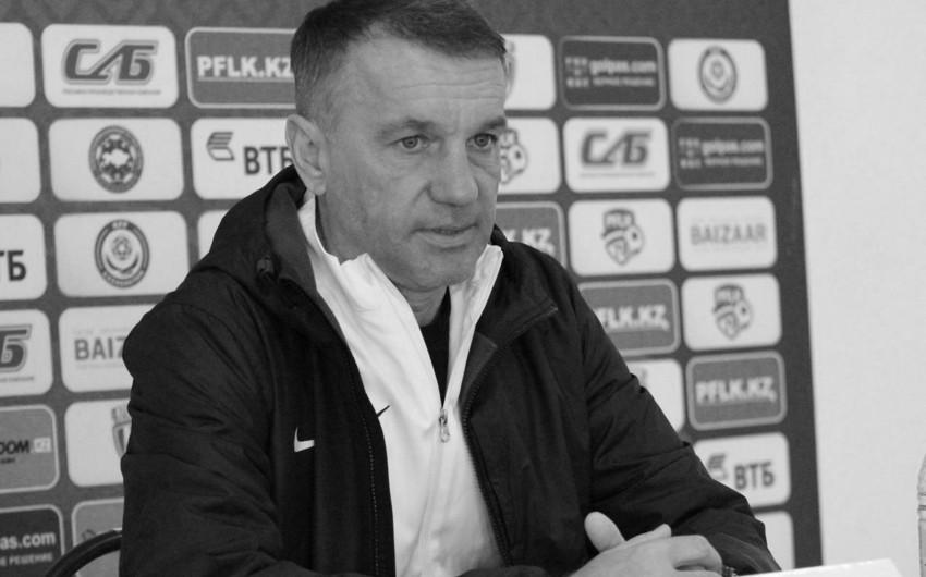 Belarus milli komandasının sabiq futbolçusu vəfat edib