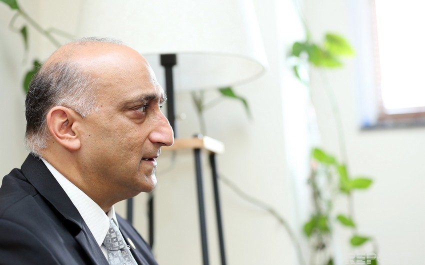 Директор USAID: Мы хотим видеть Азербайджан сильным экономическим партнером США - ИНТЕРВЬЮ