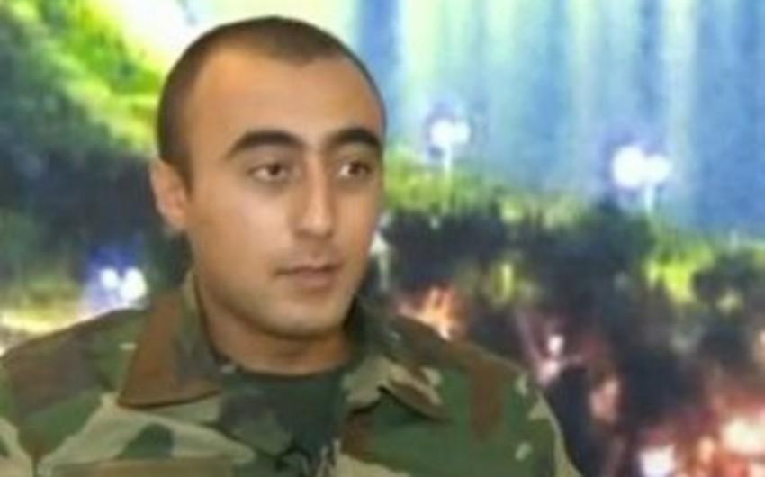 Armenian serviceman Hagop Indzhigulyan is currently in Romania