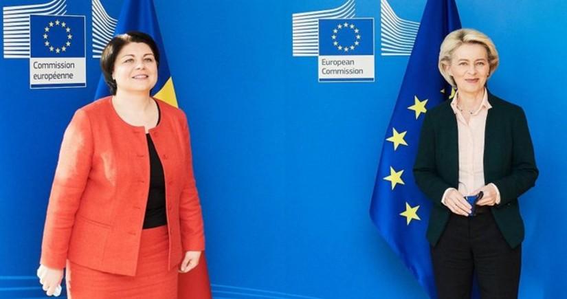 Avropa İttifaqı Moldovaya 60 milyon avro yardım ayıracaq