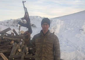 Военнослужащий Азербайджанской армии скончался