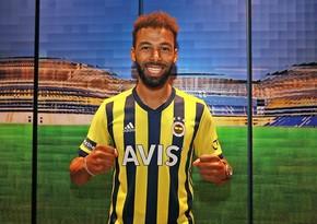 Fənərbağça Türkiyə millisinin futbolçusu ilə müqavilə bağladı