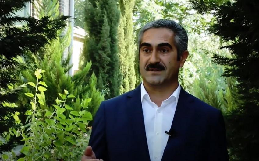 Qarabağ qazisi: Laçındaiçdiyinbir stəkan su adamı 29 il əvvələ aparır