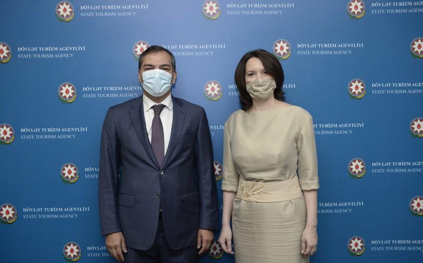 Azerbaijan, Ukraine discuss tourism relations