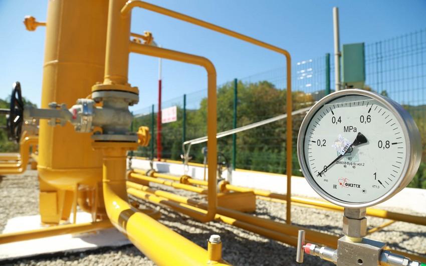 Азербайджан увеличил экспорт природного газа на 16%