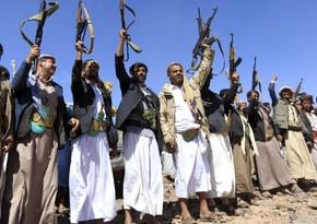 ABŞ husiləri terror təşkilatı siyahısından çıxarır