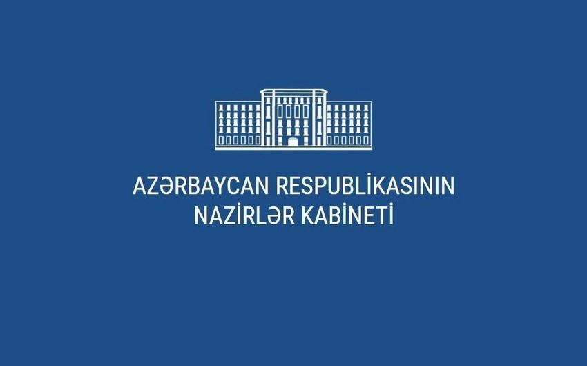 Nazirlər Kabinetinin saytının ingilis dili versiyası fəaliyyətə başlayıb