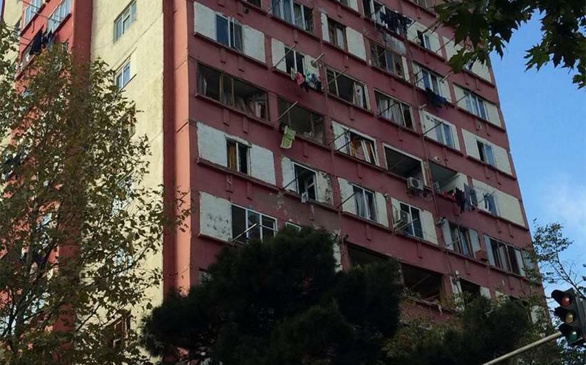 Tbilisidə yaşayış binasında partlayış olub, xəsarət alanlar var - FOTO