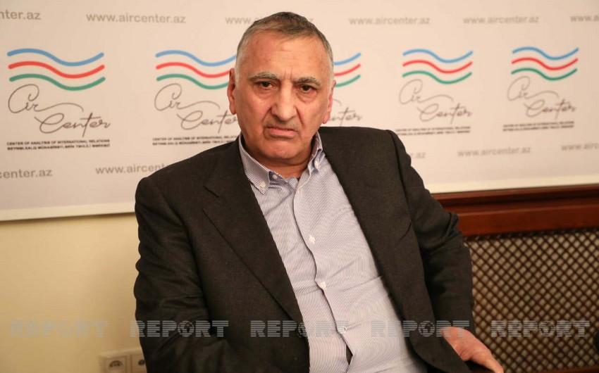 Дильгам Аскеров: Армяне пытали меня электрическим током, сломали два пальца