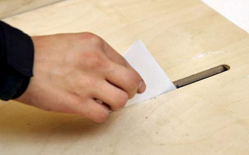 В Гяндже в процессе голосования приняли участие 61% избирателей