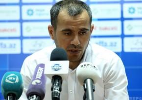 Ayxan Abbasov: Futbolçularım böyük xarakter göstərdilər