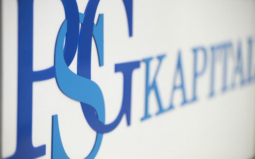 """""""PSG Kapital"""" investisiya şirkəti nizamnamə kapitalını artırır"""
