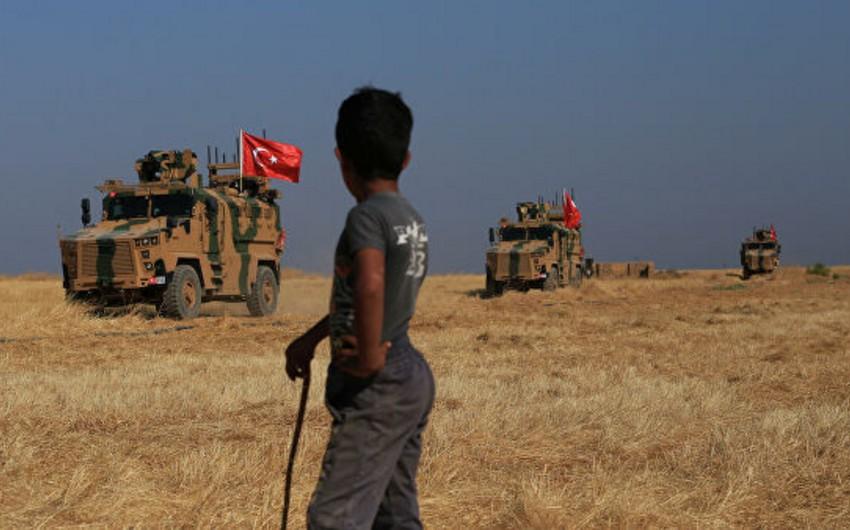 Türkiyə Suriyanın şimalında əməliyyata hazırdır