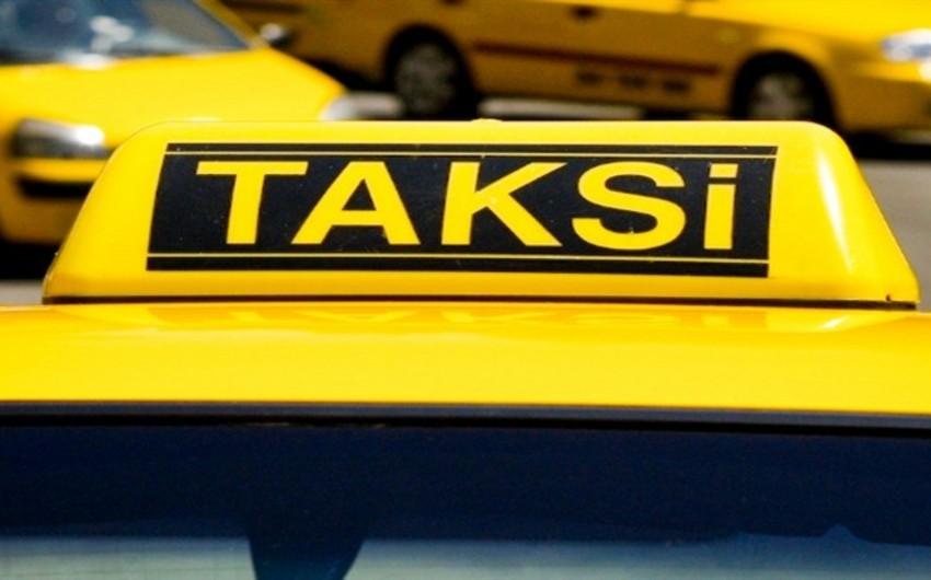 Azərbaycanda hər 25 nəfərdən 1-i taksi ilə hərəkət edir