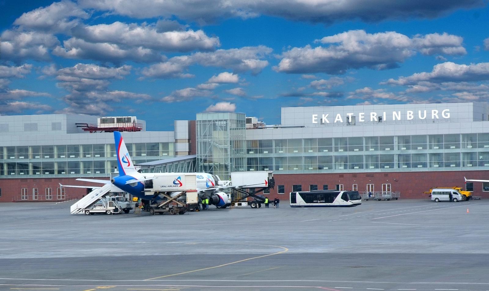 Рейс Екатеринбург-Баку задержится на 2 часа