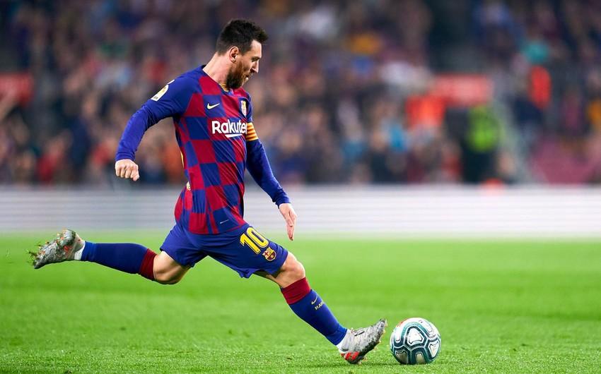 Messi karyerasında cərimə zərbəsindən 50-ci qolunu vurub