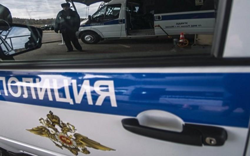 Rusiyada futbol hakimi polisin ayağını dişləyib