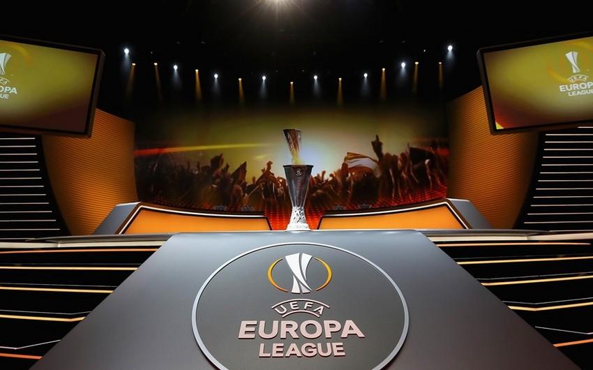 Avropa Liqasında 1/16 final mərhələsinin püşkü atılır