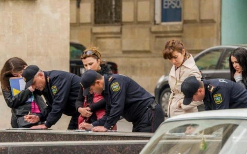 Сотрудников ППС лишили полномочий штрафовать пешеходов на улицах Баку