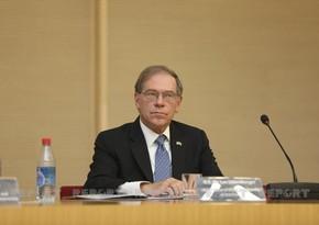 Посол США: Наши компании готовы оказать содействие экономическому развитию в Азербайджане